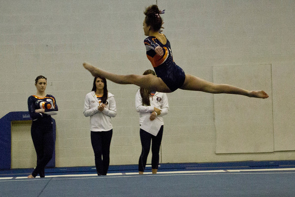 Gymnastics vs Solon
